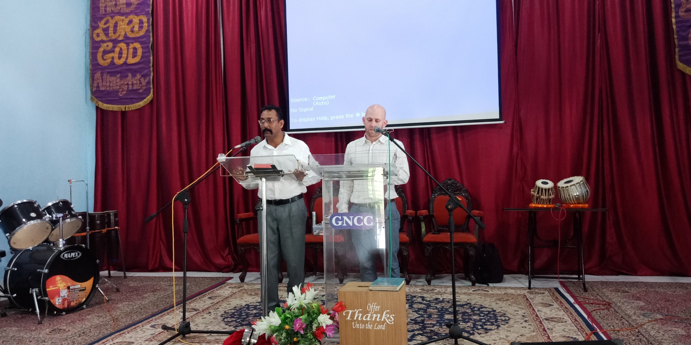 GNCC Worship Service- 23 Sept 2018